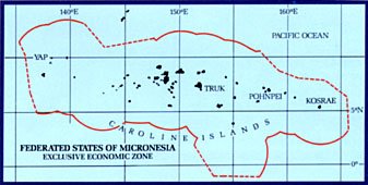 National fisheries corporation of the fsm covers a sea area of more than 3 million square kilometers 13 million square miles the capital of the federated states of micronesia publicscrutiny Images